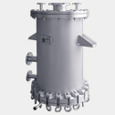 Pressure vessel, designed to ASME
