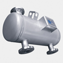 Chemicals:	Pressure vessel made of WS. 1.4828